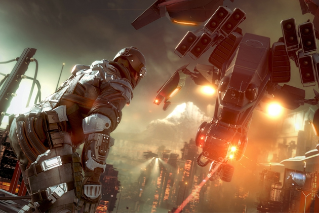 Killzone: Shadow Fall Digital Version Weighs in at 50GB