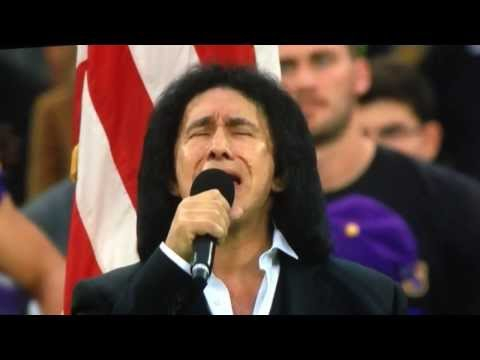 Gene Simmons, Neal Schon + Jonathan Cain: National Anthem Roundup