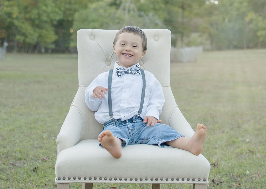 She was the best thing that could have ever happened to our family Down Syndrome, photoshoot