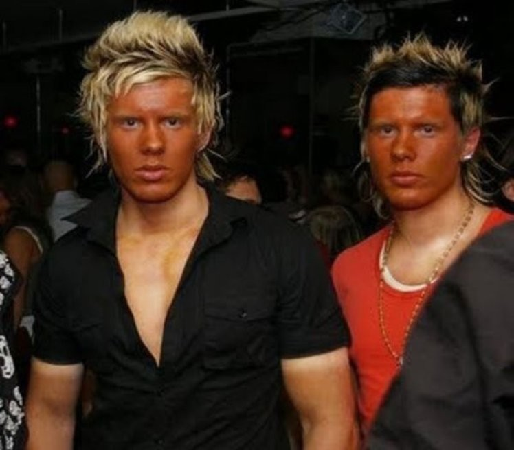 Cool it on the self tan bro club, people