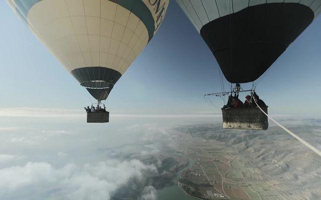 Завораживающее путешествие на воздушных шарах