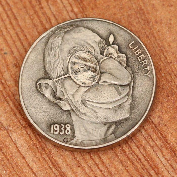 Прикольные картинки с монетами, огромное спасибо анимация