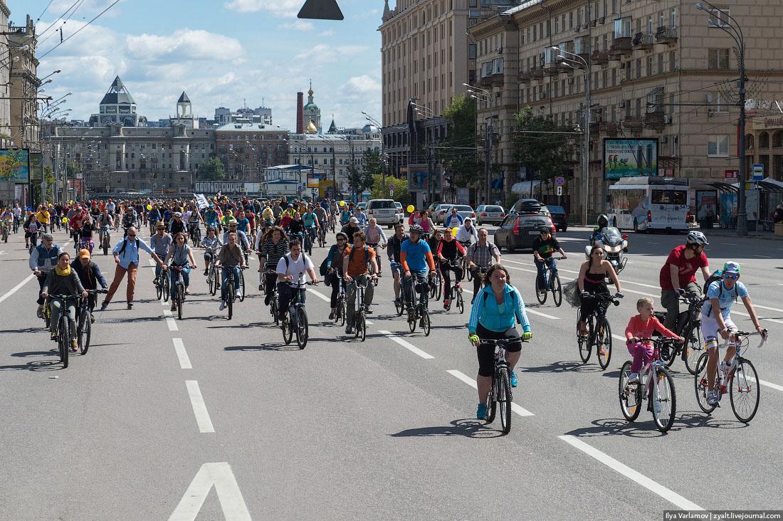 московский велопарад фото документы должны