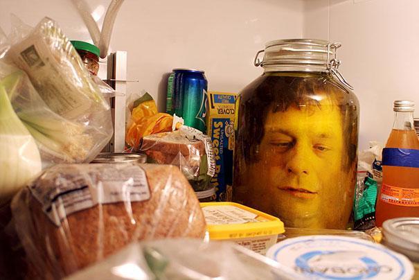 """41. """"Консервированная голова в холодильнике"""""""