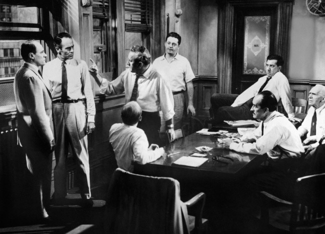 an analysis of the jury in the film called twelve angry men 12 angry men character list & flashcards twelve angry men was originally a teleplay before it was adapted for the juror 3 in 12 angry men: character analysis.