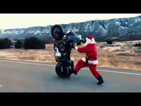 Jingle Bells Harley-Davidson