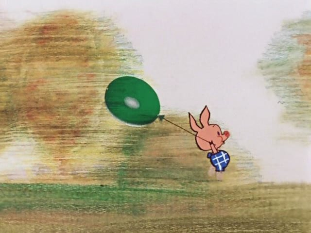 только пятачок с шариком картинка посёлке текирова, самом