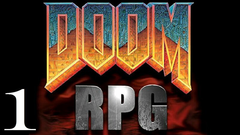 DOOM RPG (Java)