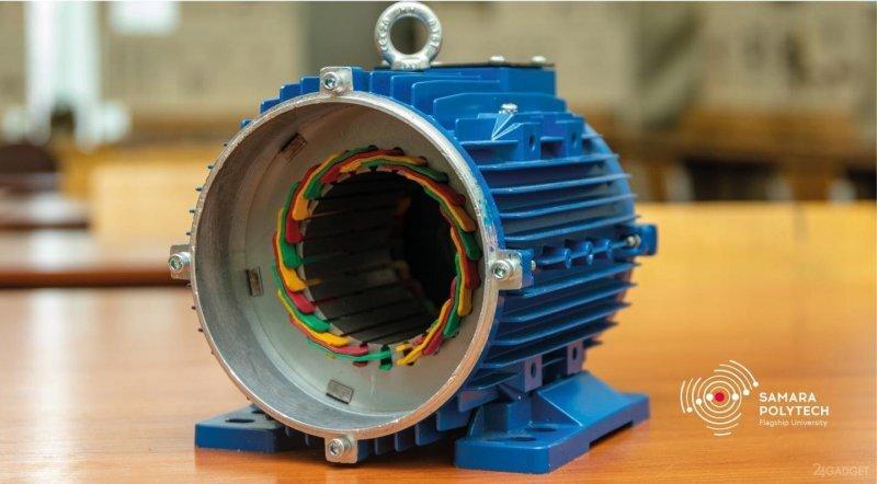 В Самаре создан не имеющий аналогов ветрогенератор (4 фото)
