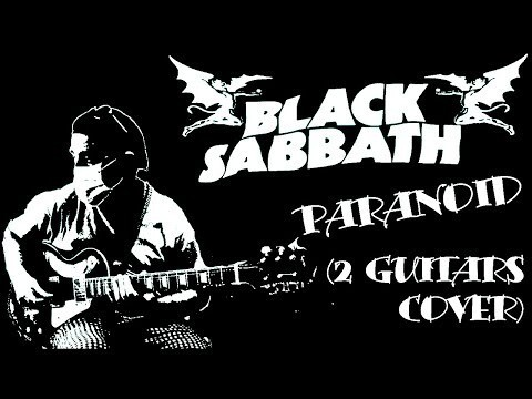 """Black Sabbath"" - ""Paranoid"" (cover)"