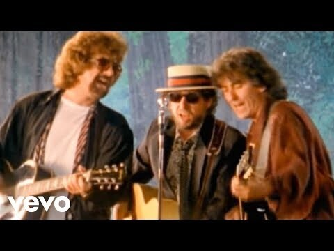 стариков: The Traveling Wilburys - Inside Out