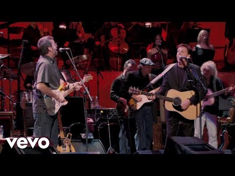 Paul McCartney, Eric Clapton - Something