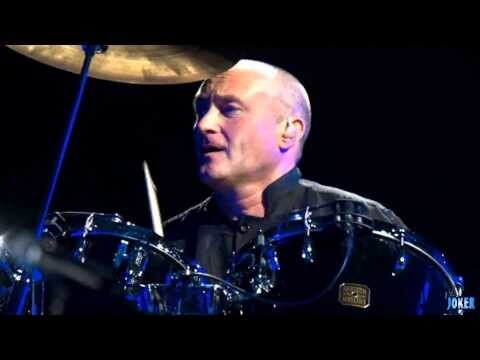 повтыкать: Phil Collins - Drums, Drums & More Drums