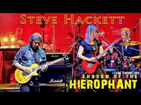 на ночь: Steve Hackett - Shadow of the Hierophant