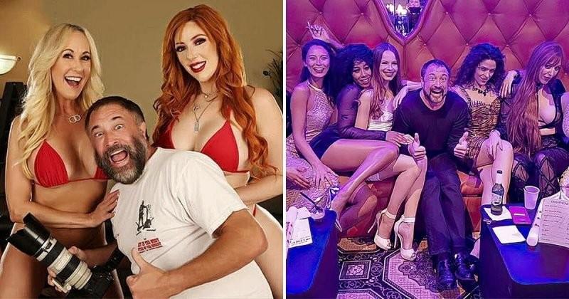 Порноактер с 20-летним стажем поведал об изнанке секс-индустрии (5 фото)