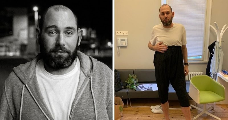 «Какой мужик!»: 41-летний Слепаков резко похорошел на фото после развода (4 фото)